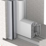 Компактный соединительный элемент фасада